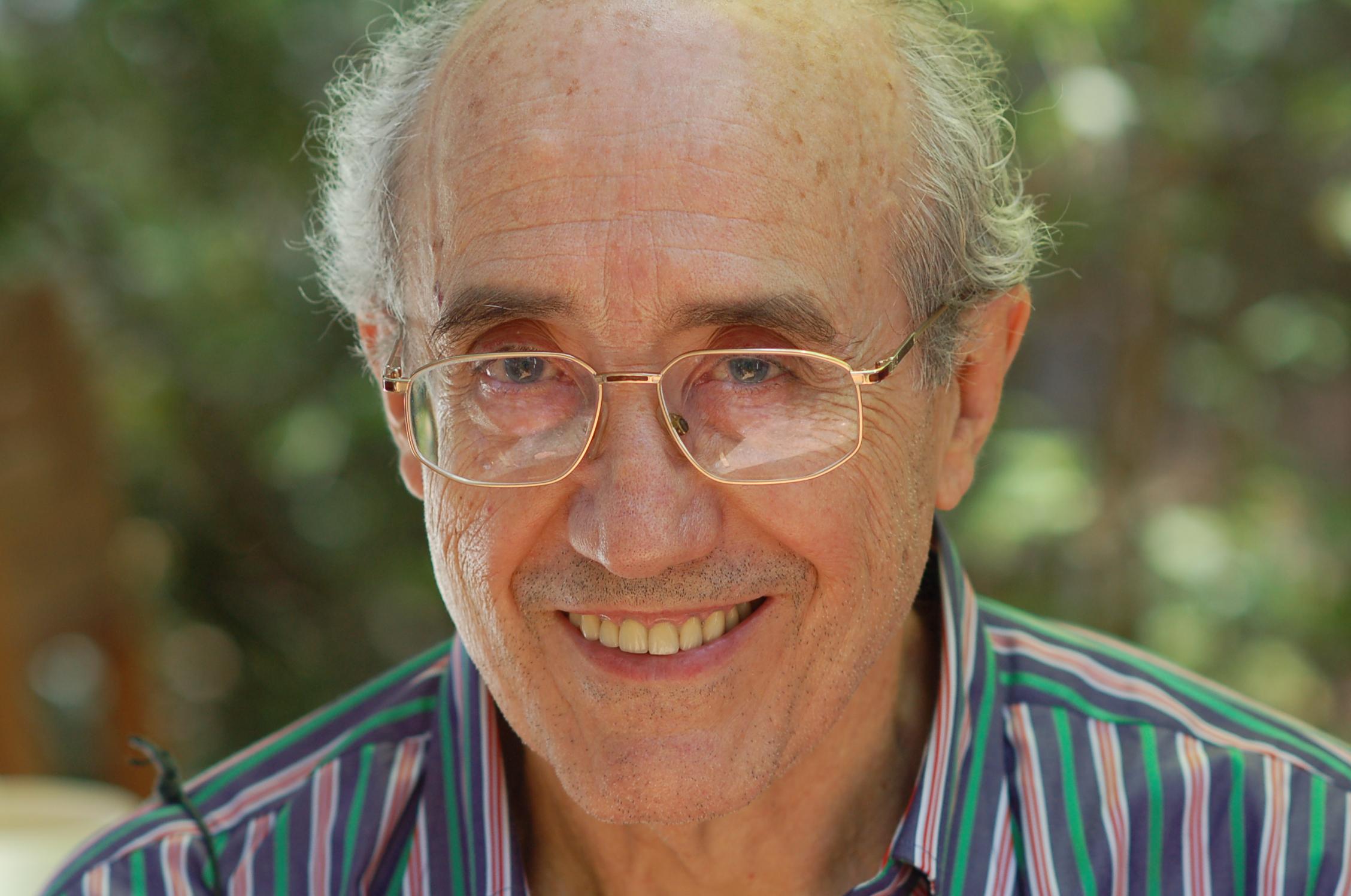 Professor Emeritus and Senior Scholar Juan Pascual-Leone